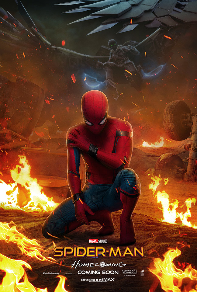 BLT Communications   Spider-Man: Homecoming