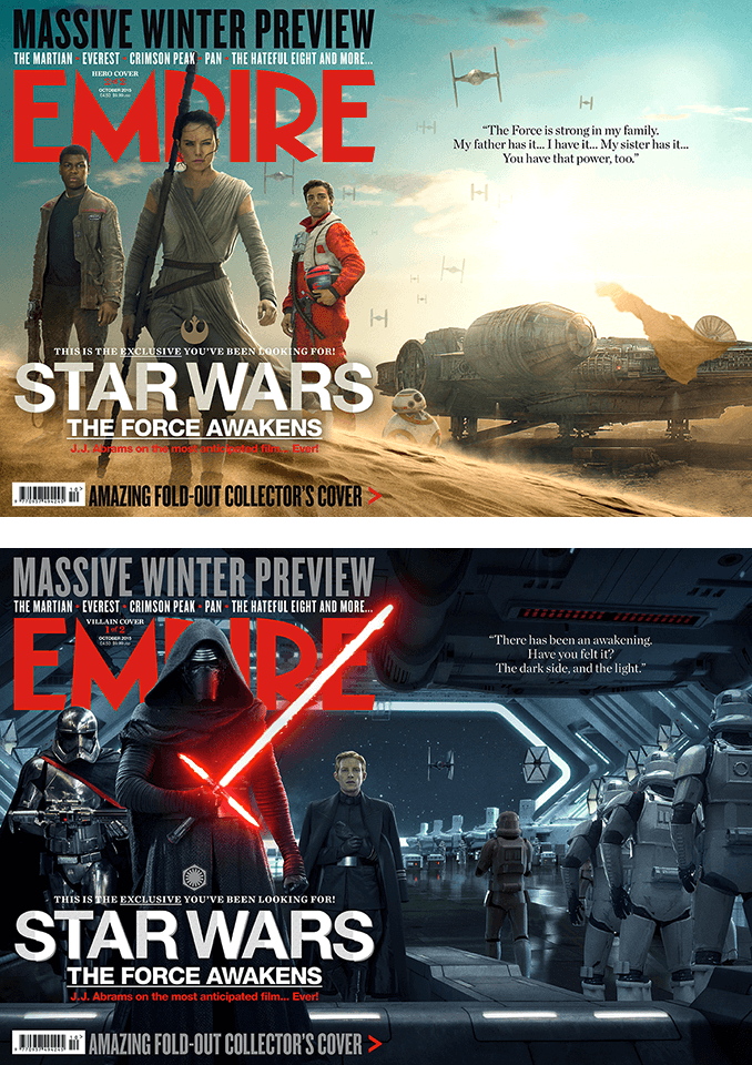 BLT Communications | Star Wars: The Force Awakens